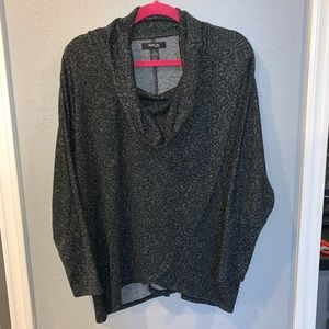 Style & Co. Cowl Neck Sweater